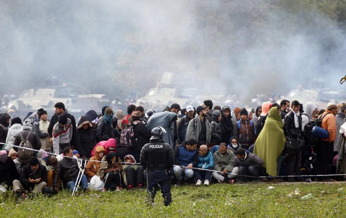 Migranti: Slovenia, stamattina oltre 5.600 da Croazia