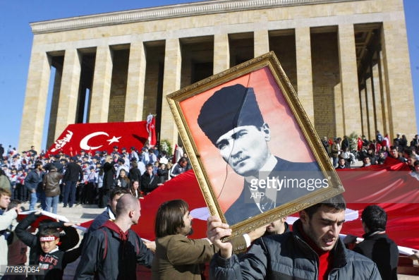 ataturk Getty Images