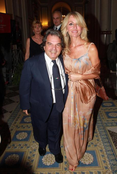 >>>ANSA/LA MOGLIE DI BRUNETTA, 'BEATRICE DI MAIO SONO IO'