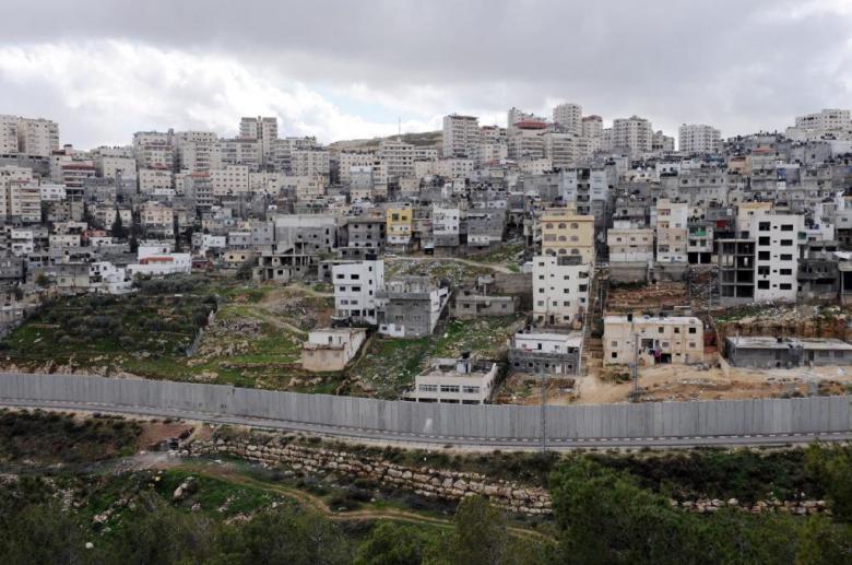Il campo profughi di Shuafat a Gerusalemme est_UPI_Debbie Hill