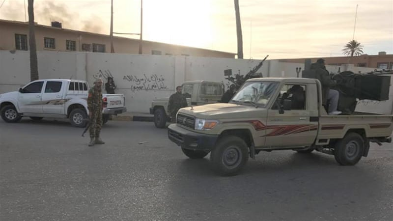 Libya has descended into chaos following the 2011 uprising against Muammar Gaddafi _Al Jazeera