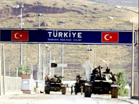 TURKEY-IRAQ