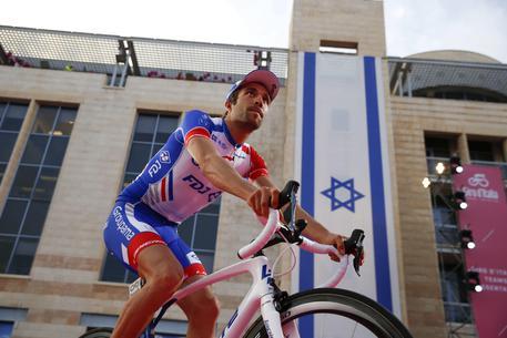 Israel Italy Giro Cycling