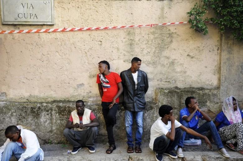 migranti-baobab_2 ANSA