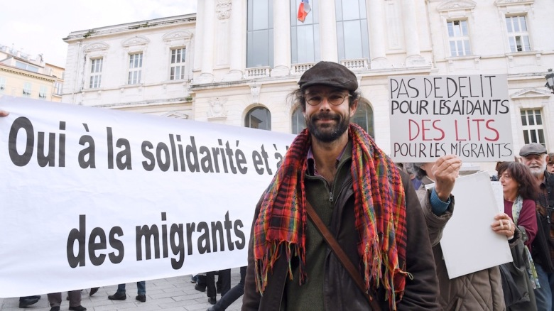 FRANCE-REFUGEES-IMMIGRATION-HUMAN RIGHTS-TRIAL