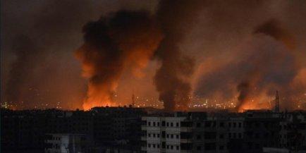Missili sopra Deraa_Reuters