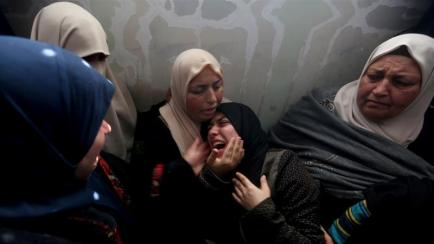 GAZA - Ibraheem Abu Mustafa_Reuters