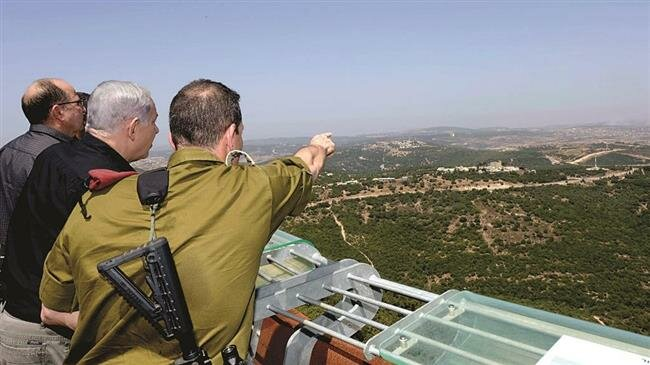 Golan-visita