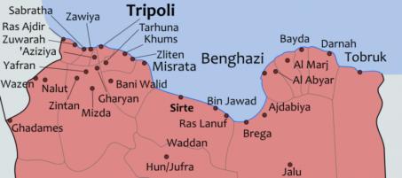 libia-sabratha-tripoli-sirte-africa-mena-benghasi-tobruk-GNA-sarraj-haftar-tobruk-cirenaica-sicurezza-elezioni-terrorismo-migranti-784x348