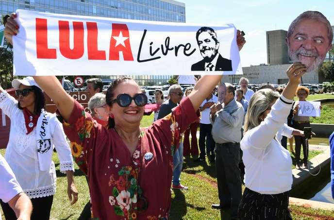 BRAZIL-CORRUPTION-MORO-LULA DA SILVA