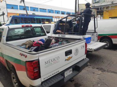 L'operazione nel porto di Veracruz_ Foto_Alejandro Ávila2