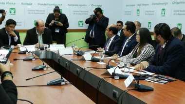 I viceministri _lavoro _ affari esteri hanno raggiunto una citazione sospesa_ stampa libera_ Carlos Álvarez