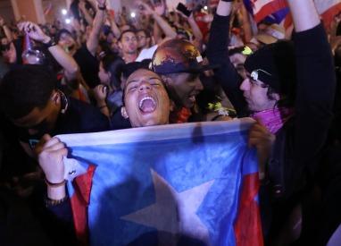 Puerto Rico, a San Juan-Foto Joe Raedle - Getty Images -AFP2