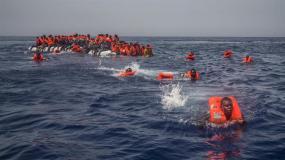 Quasi 700 morti sono stati registrati nel Mediterraneo finora quest'anno_secondo le Nazioni Unite _Santi Palacios _AP
