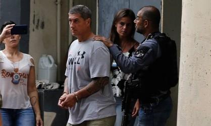 Ronnie Lessa è nominato dalla polizia civile e la MP come l'uomo armato che ha ucciso Councilwoman Marielle Franco Foto_ Pablo Jacob _O Globo Agenzia