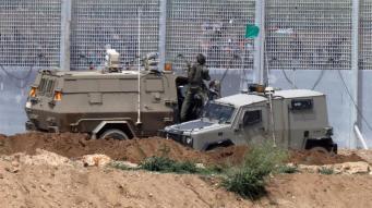 Almeno 297 palestinesi sono stati uccisi a Gaza o nell'area di confine dal fuoco israeliano dal marzo 2018_Amir Cohen_ Reuters