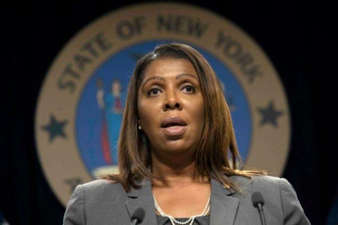 Letitia James_ procuratore generale di New York_Foto_Mary Altaffer _Ap