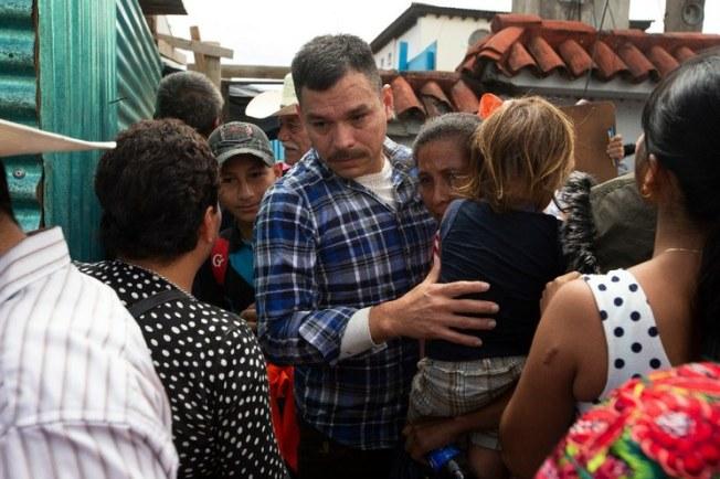Migranti guatemaltechi espulsi_Foto ap