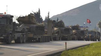 Siria_Turchia_Kurdi_Mehmet Kocacik _ DHA via AP