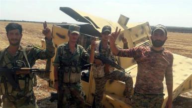 soldati dell'esercito siriano hanno assediato diverse città e villaggi di Hama_dispensa SANA _Reuters
