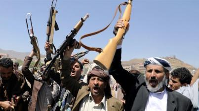 Il conflitto nello Yemen ha ucciso decine di migliaia di persone e lasciato milioni sull'orlo della carestia_Khaled Abdullah _Reuters