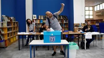 Israela_ seggi elettorali _Corinna Kern _Reuters