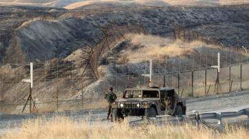 Israeli soldiers keep guard in Jordan Valley_ the eastern-most part of the Israeli-occupied West Bank that borders Jordan_Ammar Awad_Reuters
