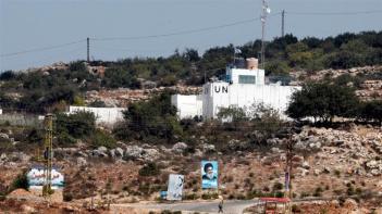 Le tensioni sono aumentate in Libano nelle ultime settimane dopo che Israele avrebbe usato un drone per attaccare un composto di Hezbollah _Ammar Awad _Reuters