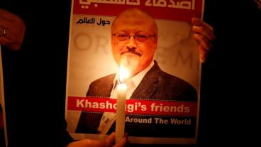 L'omicidio di Khashoggi provocò una diffusa repulsione e rovinò l'immagine del principe ereditario saudita_Osman Orsal_ Reuters