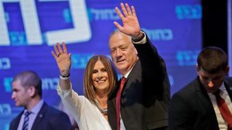 nessun singolo partito ha vinto la maggioranza dei seggi nella Knesset_Emmanuel Dunand _AFP