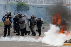 Honduras Protests