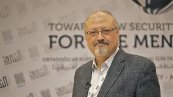 Il defunto giornalista saudita Jamal Khashoggi era un critico schietto delle politiche del principe ereditario Mohammed bin Salman_ Omar Shagaleh _Anadolu Agency