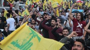 Il movimento sciita ha liberato il Libano meridionale dall'occupazione israeliana nel 2000_Ibrahim Amro _ AFP
