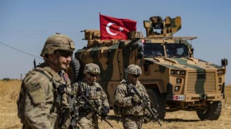 La decisione degli Stati Uniti è stata presa a seguito di un appello tra il presidente Trump e il presidente Erdogan_Delil Souleiman_AFP