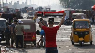 Le proteste sono una continuazione delle manifestazioni guidate economicamente che sono iniziate all'inizio di ottobre_Murtadha Sudani_Anadolu