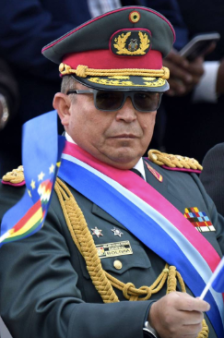 General Williams Kaliman_el jefe de las FFAA de Bolivia