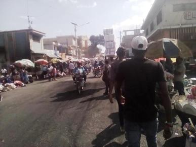 HAITI press network