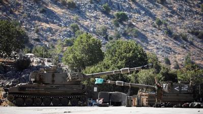 le alture del Golan occupate da Israele_Amir Cohen _ Reuters