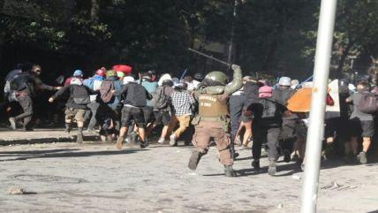 Nonostante le violente repressioni_i manifestanti hanno ribadito che non lasceranno le strade fino a quando non raggiungeranno i loro obiettivi_ Reuters