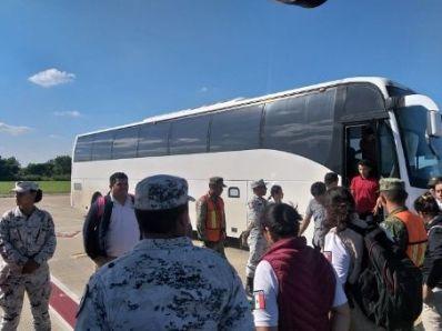 Il governo del Messico sostiene l'impegno della nazione a mantenere una migrazione sicura, ordinata e regolare_INAMI_mx