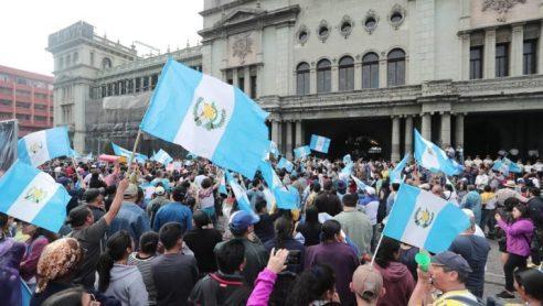 Sebbene abbia perso un punto_il Guatemala rimane tra i paesi di medio raggio di corruzione_Hemeroteca PL