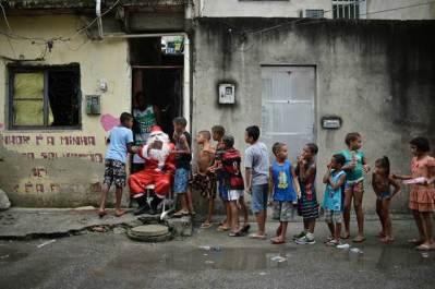 AFP_Favela