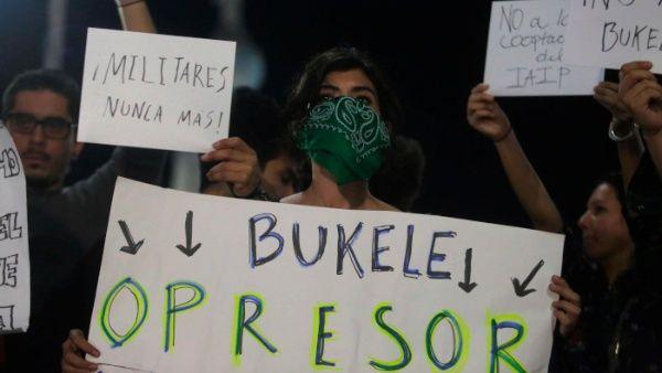 I deputati salvadoregni hanno chiesto al presidente Bukele di conformarsi alla sentenza della Corte suprema di giustizia_EFE