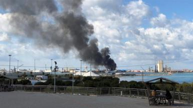 L'annuncio è l'ultimo colpo agli sforzi delle Nazioni Unite per porre fine a un'offensiva di quasi un anno da parte delle forze di Haftar volte a catturare la capitale Tripoli_Ahmed Elumami _Reuters