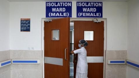 Il rigoroso blocco implica che i pazienti sieropositivi hanno difficoltà ad accedere al trattamento_Rupak De Chowdhuri _Reuters