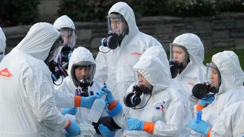 L'OMS ha dichiarato il coronavirus una pandemia globale _Ted Warren _AP Photo
