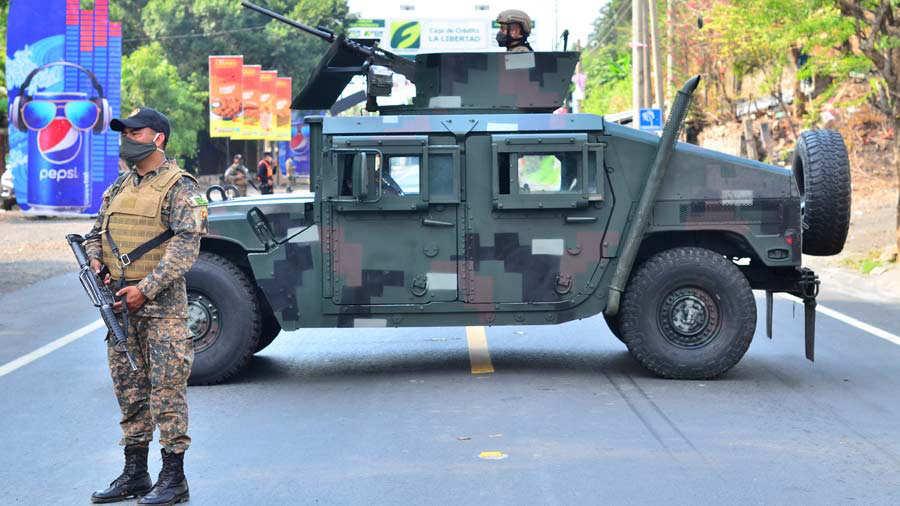 Gobierno-Maquilla_La prevalenza delle armi sugli aspetti tecnici e le informazioni fluide è un segnale di potere in fuga_concordano gli analisti. Foto_ archivio EDH