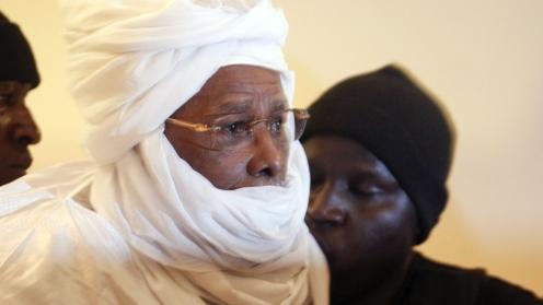 Habre è stato arrestato nel 2013 e processato da un tribunale speciale istituito dall'Unione Africana ai sensi di un accordo con il Senegal_EPA
