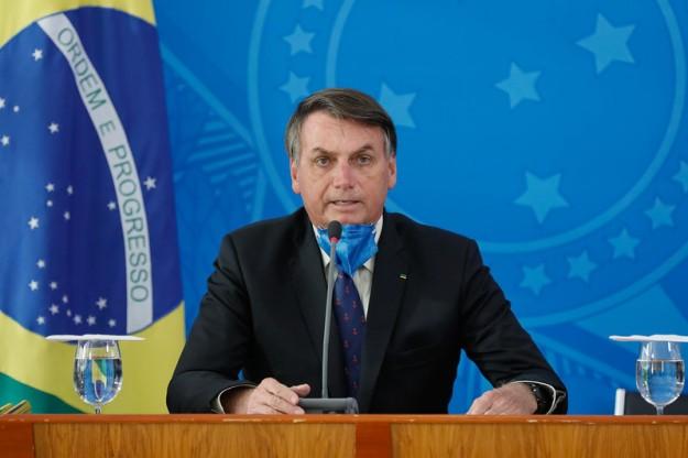 Jair Bolsonaro - Foto_ Isac Nóbrega _PR