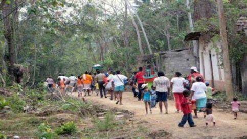 colombia_A marzo oltre 2.000 persone si sono trasferite dalle loro case nel dipartimento di Chocó_ Foto_ The Spectator